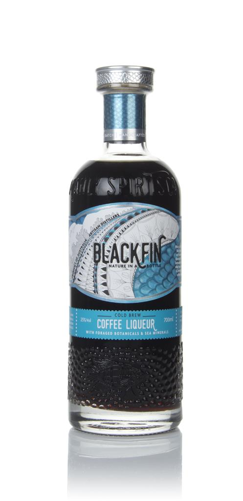 Manly Spirits Co. BlackFin Cold Brew Coffee Coffee Liqueur
