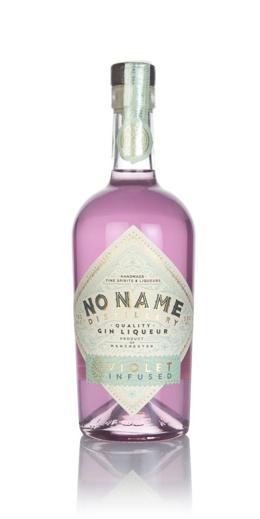 No Name Distillery Violet Infused Gin Gin Liqueur