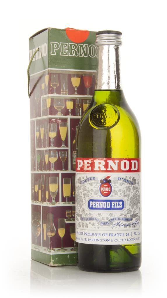 Pernod Anise - 1970s Liqueurs