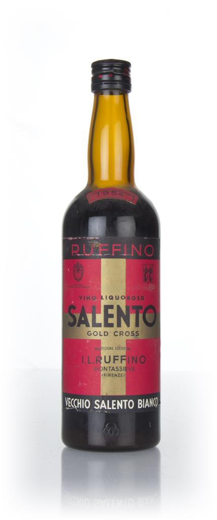 Ruffino Salento Gold Cross Liqueur - 1954 Liqueurs