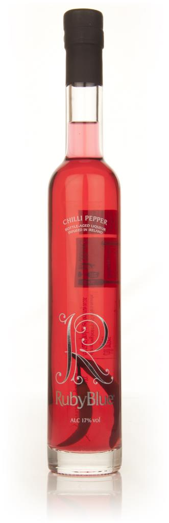 RubyBlue Bottle-Aged Chilli Pepper  Spiced Liqueur