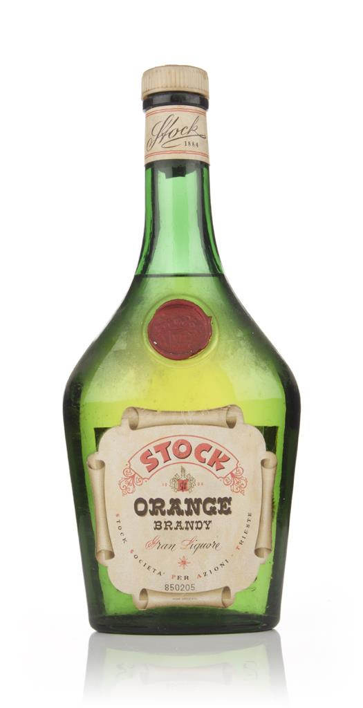 Stock Orange Brandy - 1949-59 Liqueurs