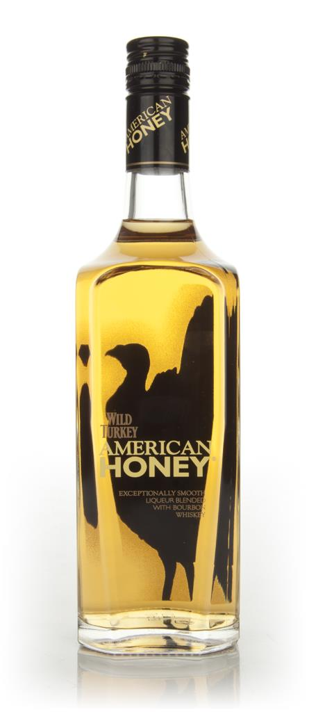Wild Turkey American Honey Bourbon Liqueur