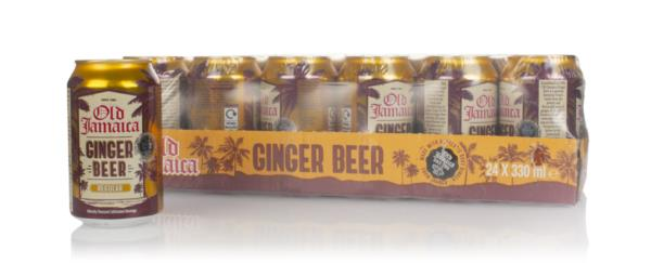 Old Jamaica Ginger Beer (24 x 330ml) Mixers