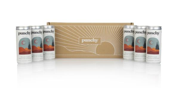 Punchy Golden Hour Soft Punch (6 x 250ml) Mixers