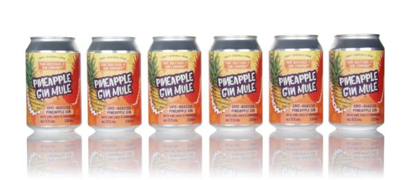 That Boutique-y Gin Company Pineapple Gin Mule Bundle (6 x 330ml) Pre-Bottled Cocktails