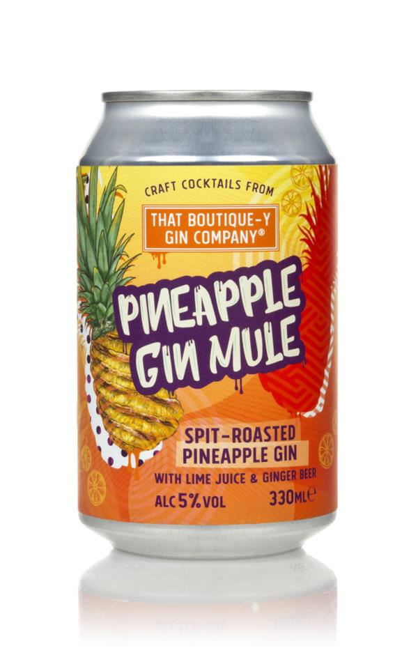 That Boutique-y Gin Company Pineapple Gin Mule Pre-Bottled Cocktails