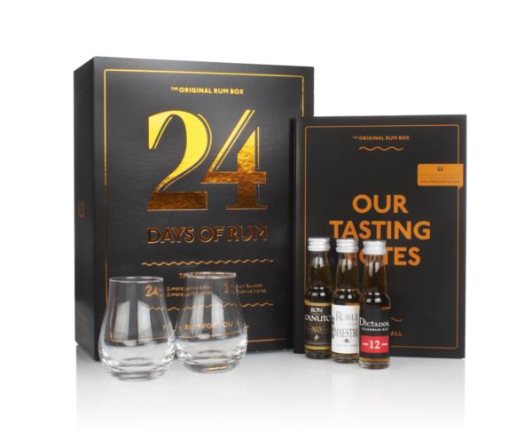 24 Days of Rum Advent Calendar 2020 Rum