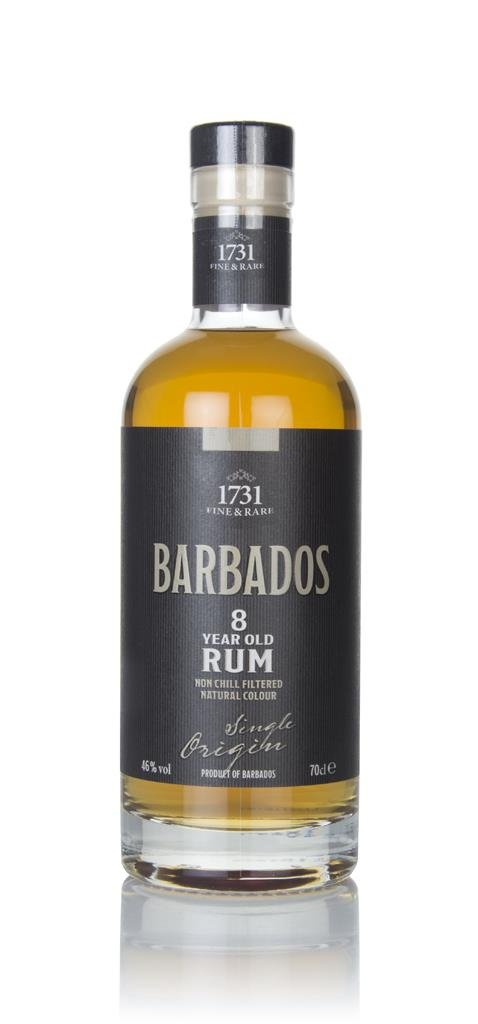 Barbados 8 Year Old - 1731 Dark Rum