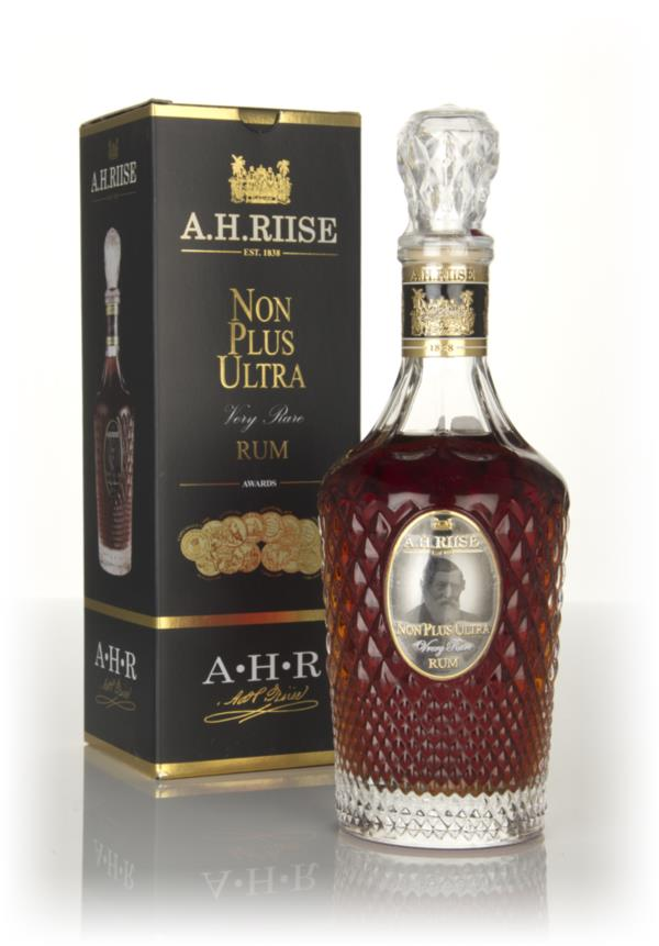 A.H. Riise Non Plus Ultra Very Rare Dark Rum