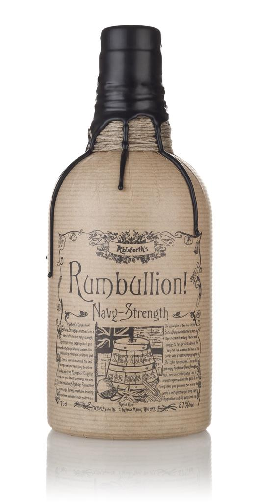 Rumbullion! Navy-Strength 3cl Sample Spiced Rum
