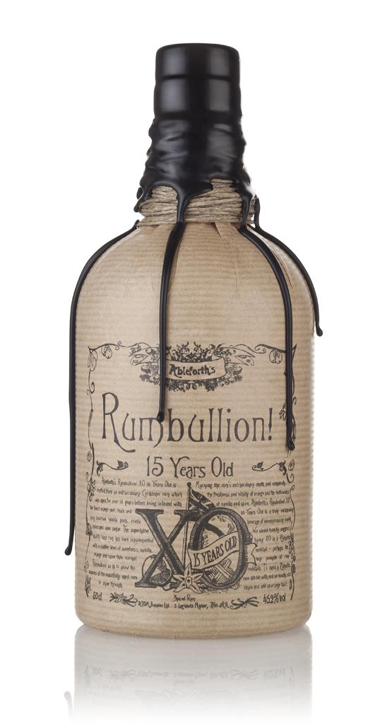 Rumbullion! XO 15 Years Old 3cl Sample Spiced Rum