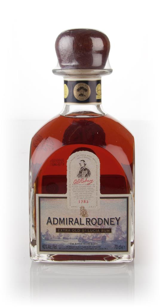 Admiral Rodney Extra Old 3cl Sample Dark Rum