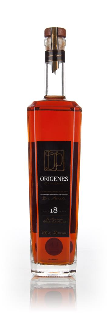Origenes Reserva Especial 18 Year Old 3cl Sample Dark Rum