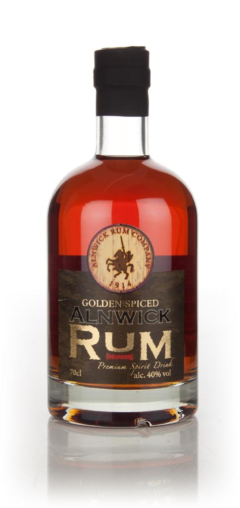 Alnwick Golden Spiced Rum 3cl Sample Spiced Rum