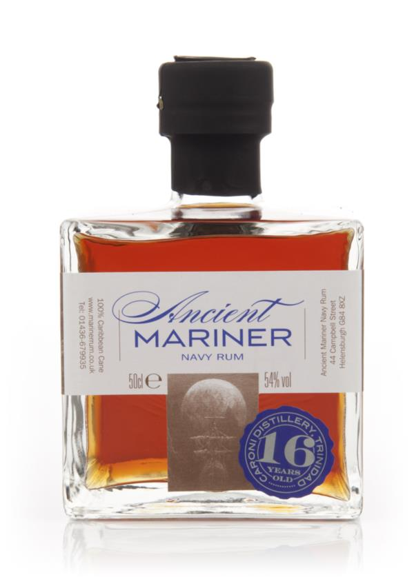 Ancient Mariner 16 Year Old Navy Rum 3cl Sample Dark Rum