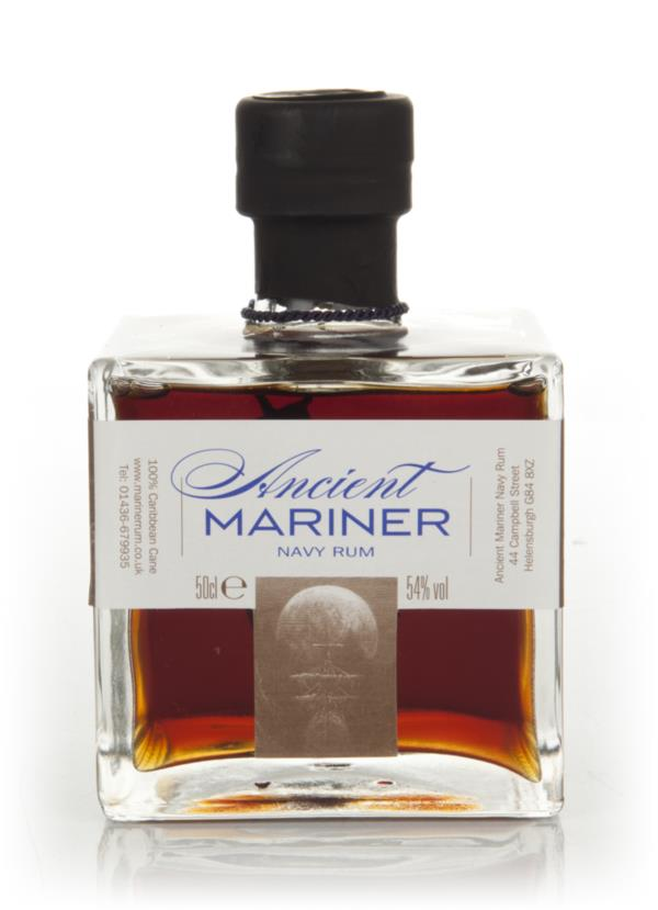 Ancient Mariner Navy Dark Rum