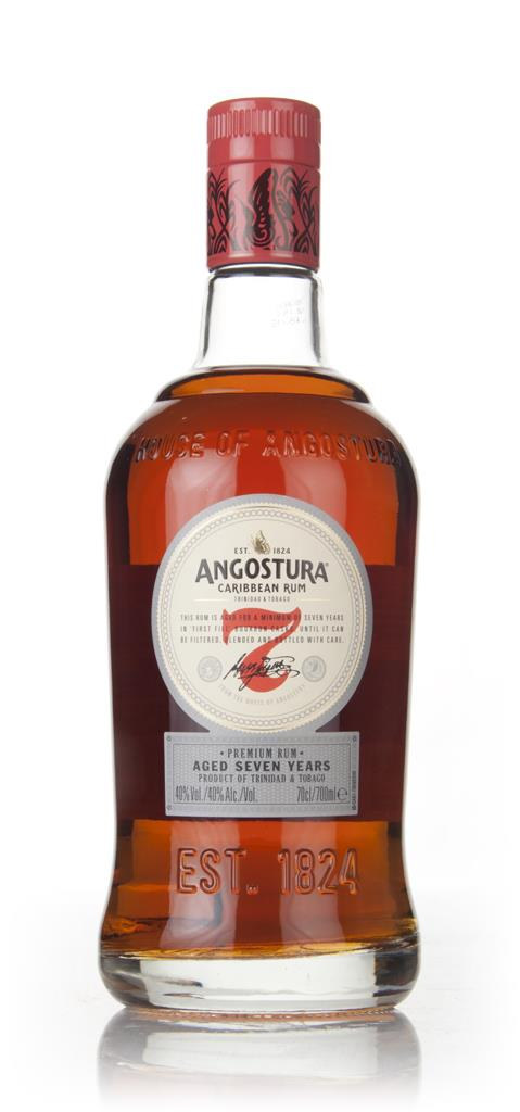 Angostura 7 Year Old 3cl Sample Dark Rum