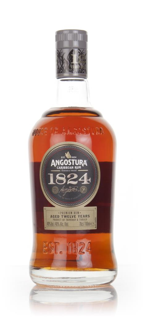 "Angostura 12 Year Old ""1824"" 3cl Sample Dark Rum"