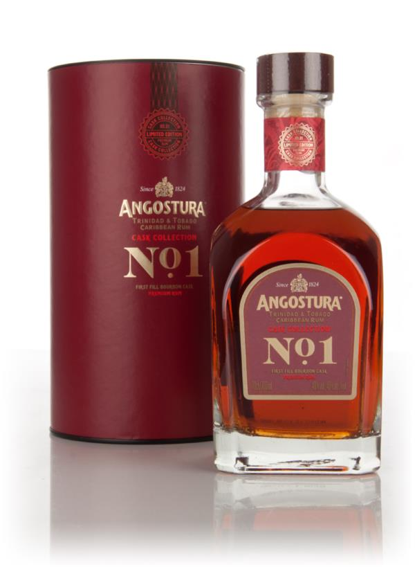 Angostura No.1 First Edition - Cask Collection Dark Rum