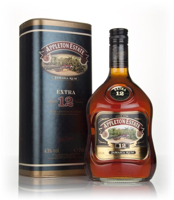 Appleton Estate 12 Year Old Extra Dark Rum