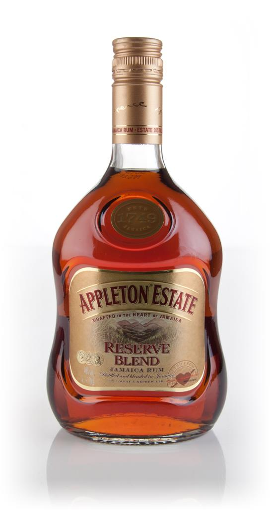 Appleton Estate Reserve Blend 3cl Sample Dark Rum