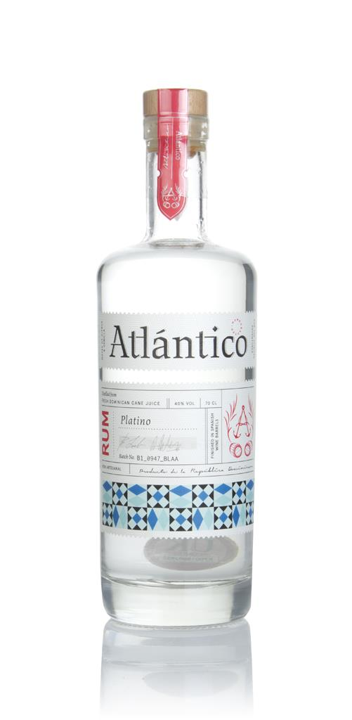 Atlantico Rum Platino 3cl Sample White Rum