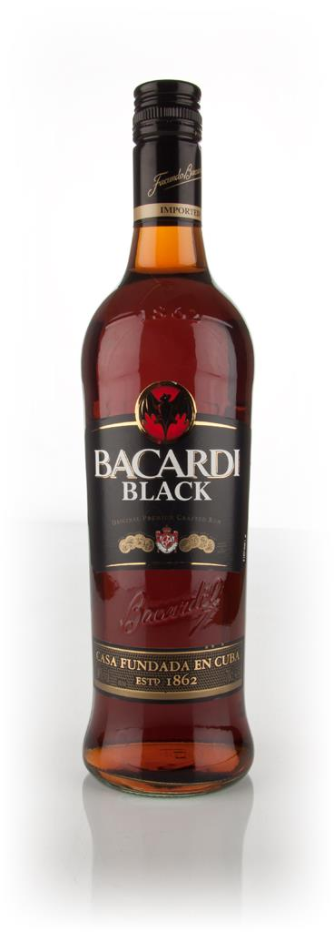 Bacardi Black Dark Rum
