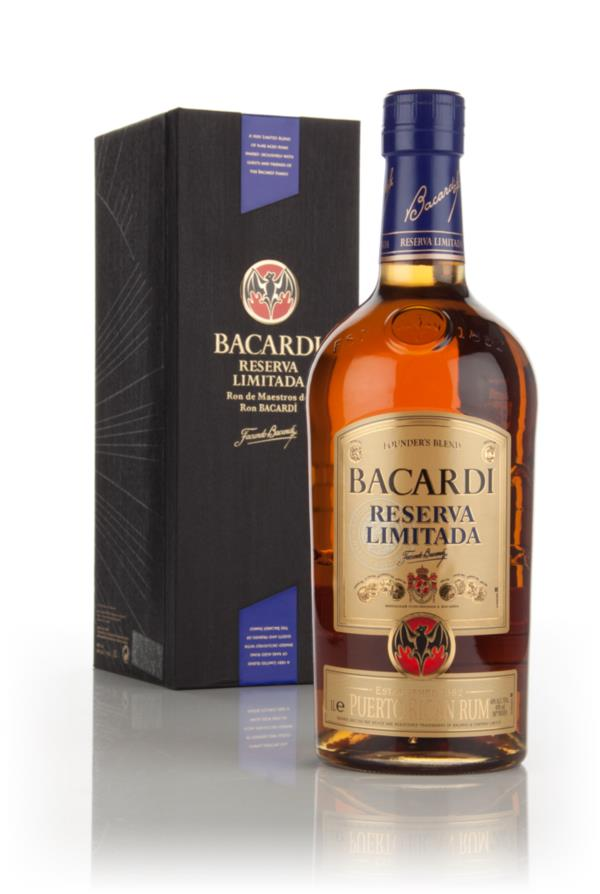 Bacardi Reserva Limitada 3cl Sample Dark Rum