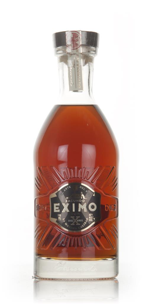 Facundo Eximo 10 Year Old 3cl Sample Dark Rum