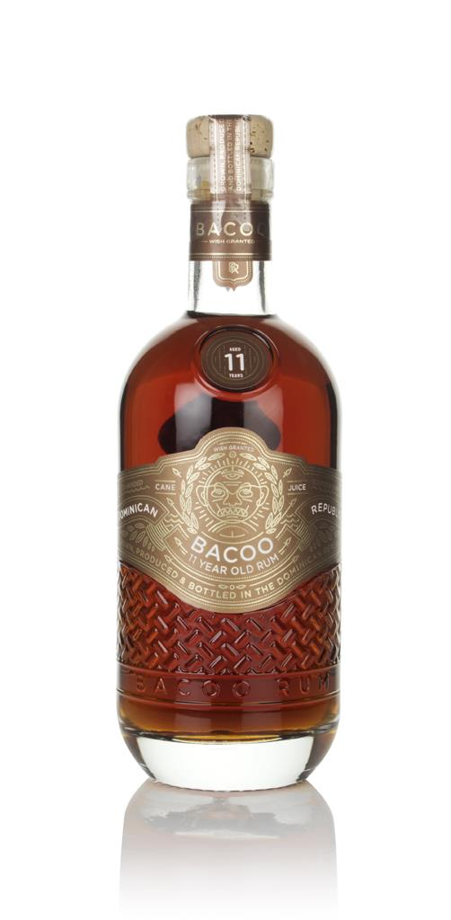 Bacoo 11 Year Old Dark Rum
