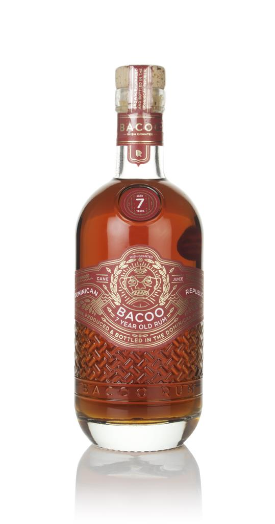 Bacoo 7 Year Old Dark Rum