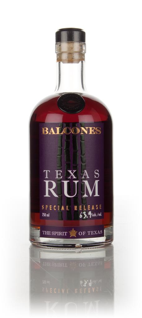 Balcones Texas Rum 3cl Sample Dark Rum