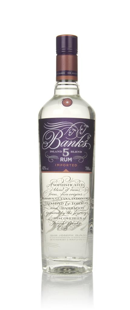 Banks 5 Island Rum 3cl Sample White Rum