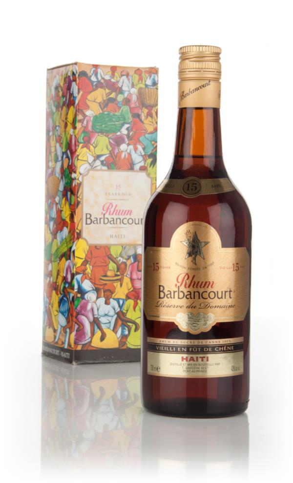 Barbancourt 15 Year Old Dark Rum