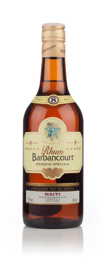 Barbancourt 5 Star (8 Year Old) Dark Rum