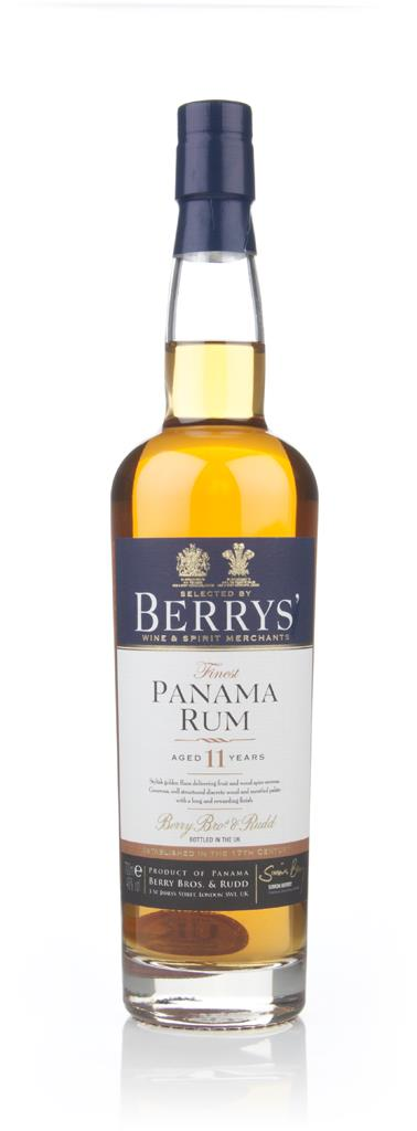 Panama 11 Year Old Rum (Berry Bros & Rudd) Dark Rum