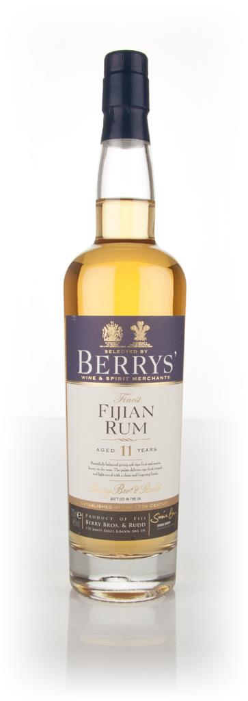 Fiji 11 Year Old 2003 Rum (Berry Bros & Rudd) Dark Rum