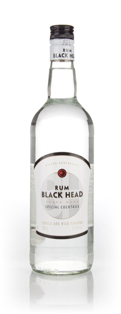 Black Head Rum 100cl White Rum