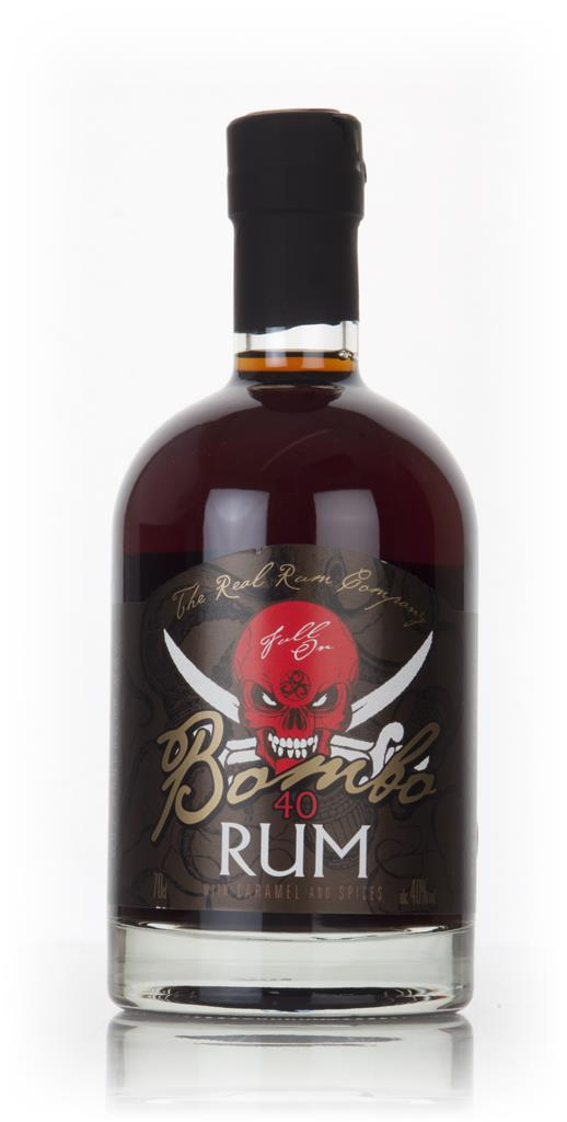 Bombo 40 Rum - Caramel & Spices 3cl Sample Spiced Rum