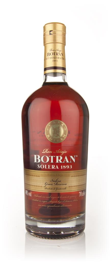 Botran Solera 1893 3cl Sample Dark Rum