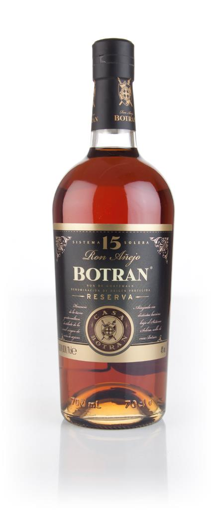 Botran Ron Anejo Reserva 3cl Sample Dark Rum