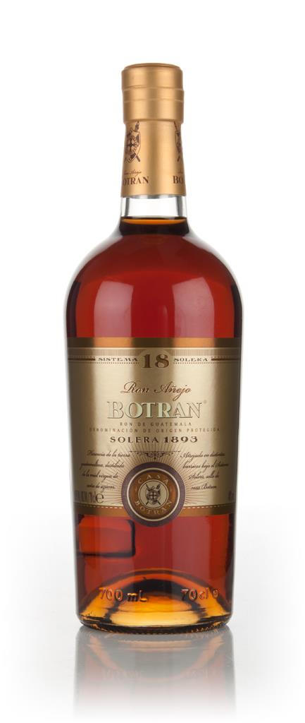Ron Botran Solera 1893 18 3cl Sample Dark Rum