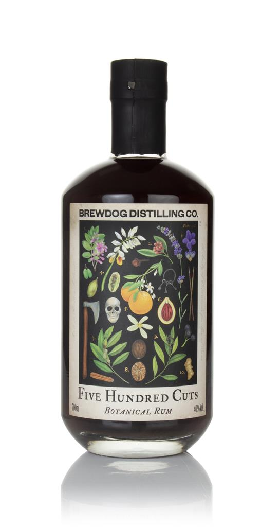 Five Hundred Cuts Botanical Spiced Rum
