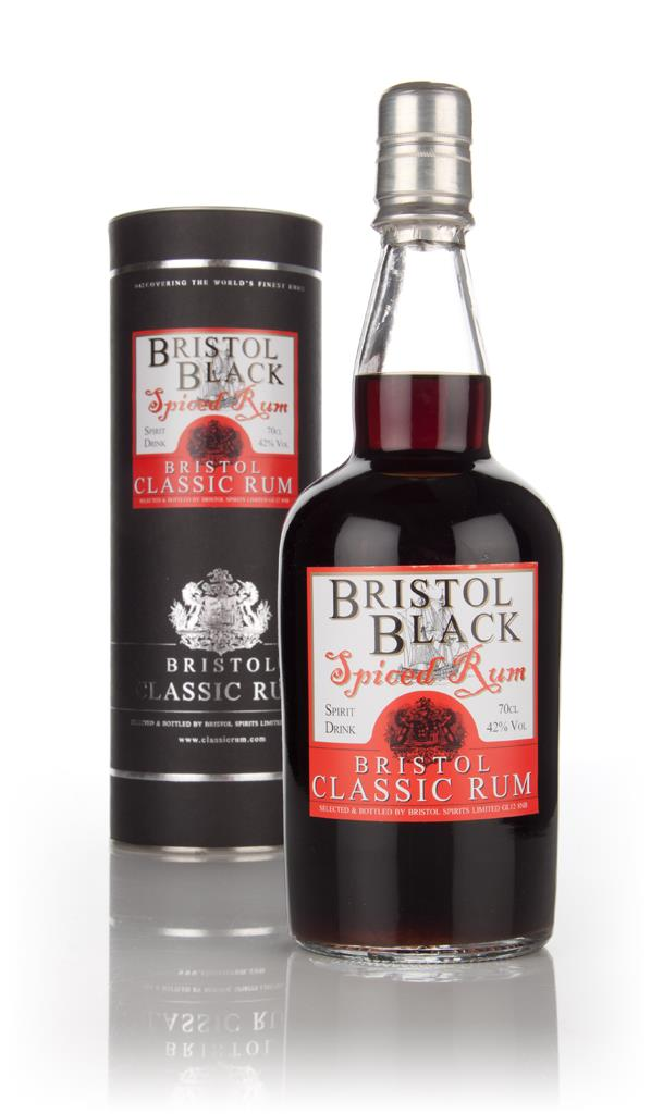 Bristol Black Spiced Rum (Bristol Spirits) 3cl Sample Spiced Rum