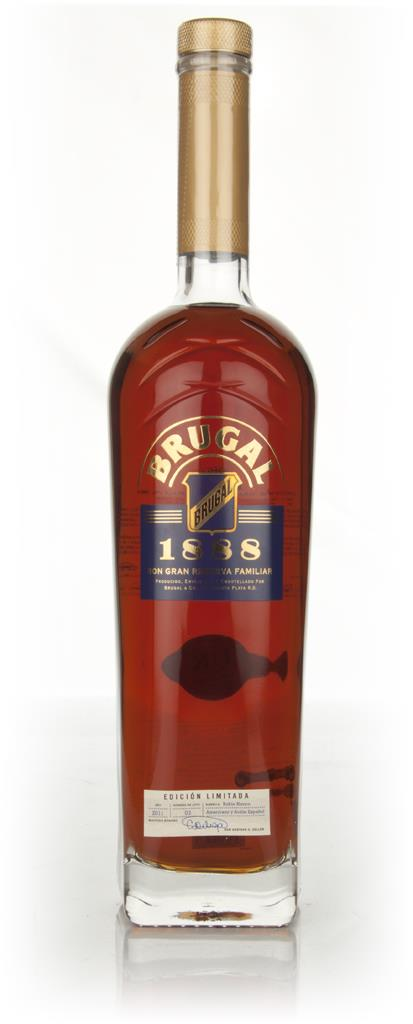 Brugal 1888 Ron Gran Reserva Familiar (old bottle) Dark Rum