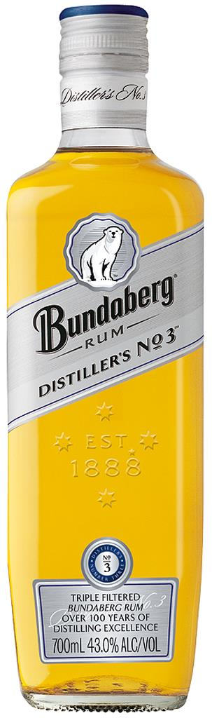 Bundaberg Distiller's No. 3 Dark Rum