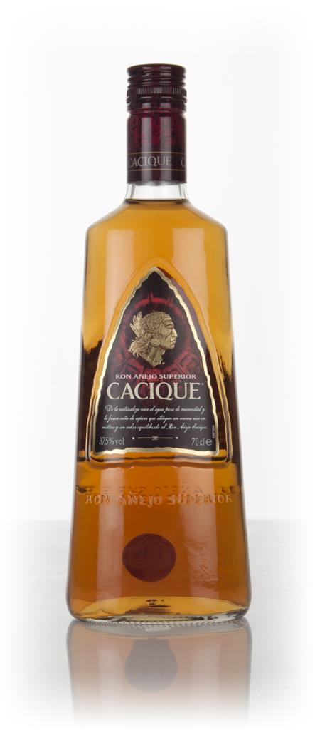Cacique Ron Anejo Superior Dark Rum