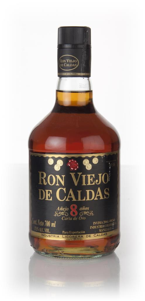 Ron Viejo De Caldas 8 Year Old Dark Rum