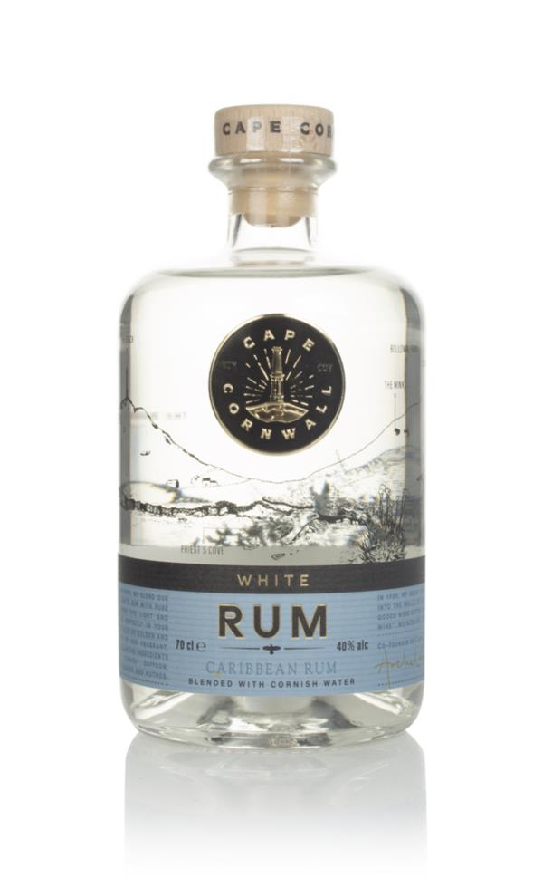 Cape Cornwall White White Rum
